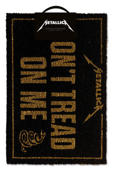 Doormat  Metallica - Don't Tread On Me