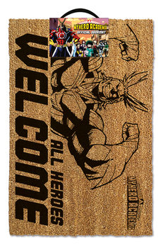 Doormat My Hero Academia - All Heroes Welcome
