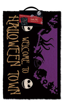 Doormat Nightmare Before Christmas - Halloween Town