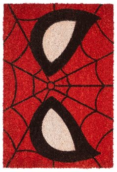 Doormat Spiderman - Eyes