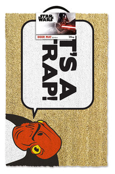 Doormat  Star Wars - Admiral Ackbar: It's A Trap