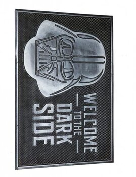 Doormat Star Wars - Dark Side (Rubber)