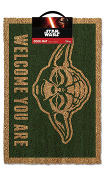 Doormat Star Wars - Yoda