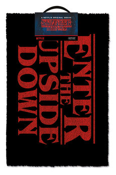 Doormat Stranger Things - Enter The Upside Down