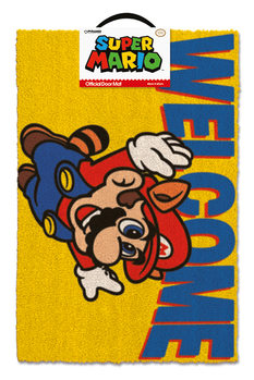 Doormat Super Mario - Welcome