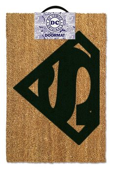 Doormat Superman - Logo