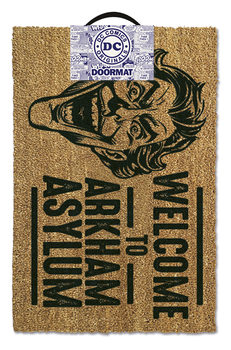 Doormat The Joker - Welcome To Arkham Asylum