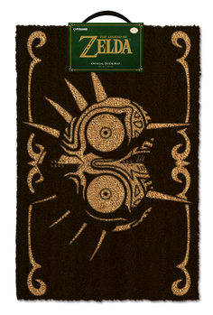 Doormat The Legend Of Zelda - Majora's Mask Black