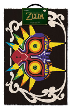 Doormat The Legend Of Zelda - Majora's Mask