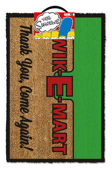 Doormat The Simpsons - Kwik-E-Mart