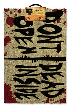 Doormat  The Walking Dead - Dont Open Dead Inside
