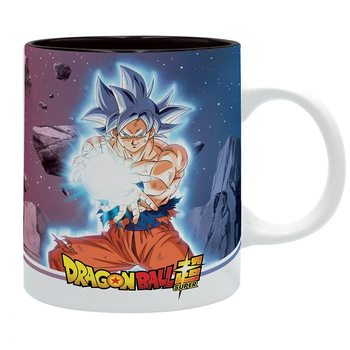 Mug Dragon Ball - Goku UI Vs Jiren