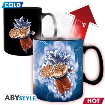 Mug Dragon Ball Super - Goku vs Jiren