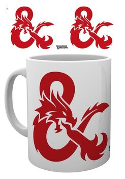 Caneca Dungeons  & Dragons - Ampersand