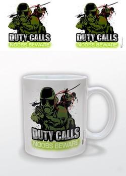 Cup Duty Calls