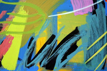 Abstract 61 Taidejuliste