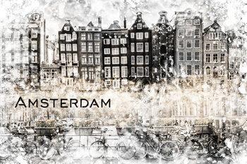 Kuva AMSTERDAM Collage
