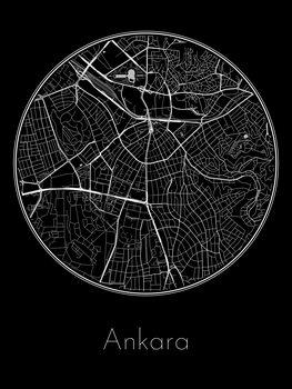 Kartta Ankara