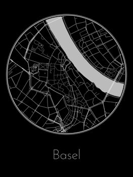 Kartta Basel