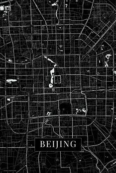 Kartta Beijing back