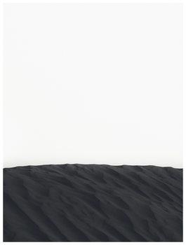Kuva border black sand