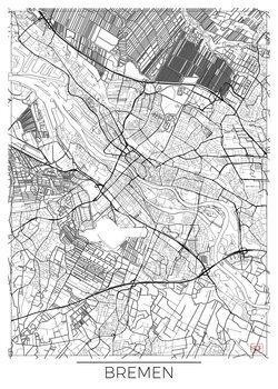 Kartta Bremen