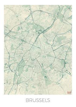 Kartta Brussels