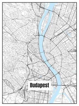 Kartta Budapest