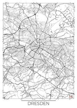 Kartta Dresden