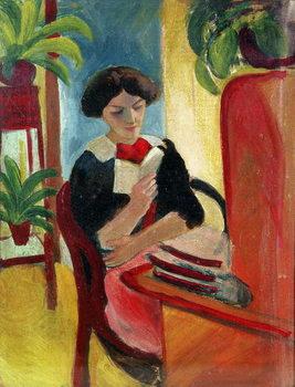 Elizabeth Reading Taidejuliste