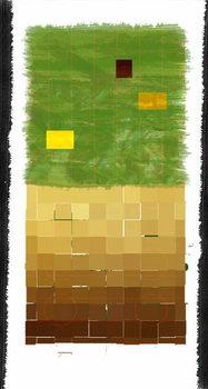 Genesis Day 3: Vegetation, 2014, Taidejuliste
