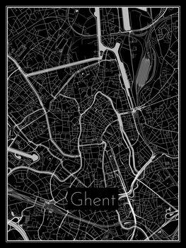 Kartta Ghent