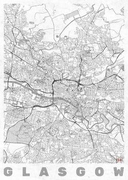Kartta Glasgow