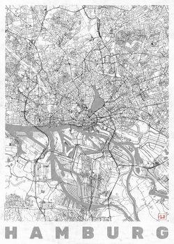 Kartta Hamburg