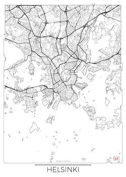 Kartta Helsinki