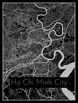 Kartta Ho Chi Minh City