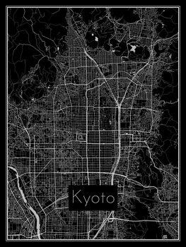 Kartta Kyoto