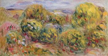 Landscape, 1916 Taidejuliste
