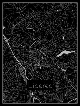 Kartta Liberec