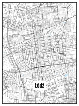 Kartta Łódź