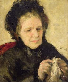 Madame Theodore Charpentier (1802-75) c.1869 Taidejuliste