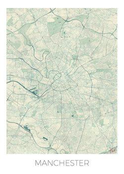 Kartta Manchester