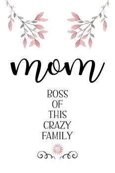 Kuva MOM Boss of this crazy family