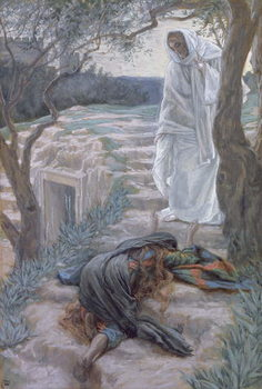 Noli Me Tangere, illustration for 'The Life of Christ', c.1884-96 Taidejuliste