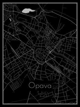 Kartta Opava