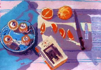 Oranges Taidejuliste