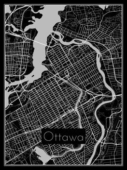 Kartta Ottawa