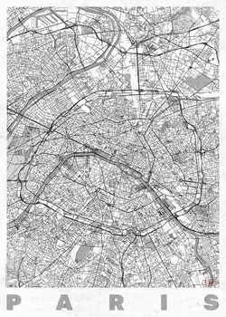 Kartta Paris