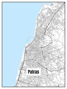 Kartta Patras