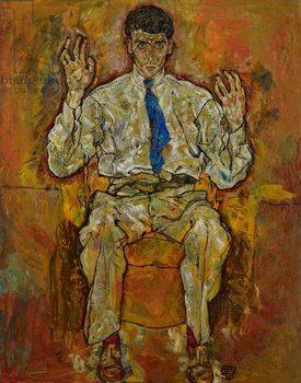 Portrait of Paris von Gütersloh, 1918 Taidejuliste